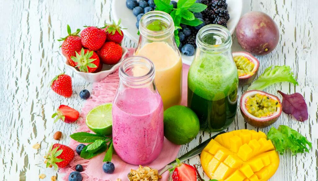 Smoothie Weight loss plan Primary Steps