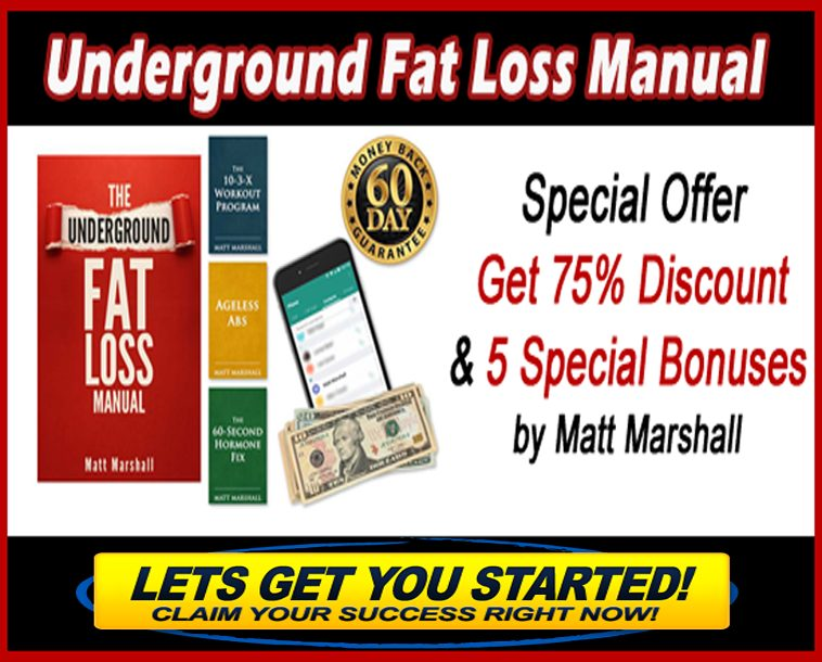 The-Underground-Fat-Loss-Manual